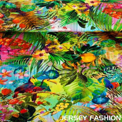 2248c51f088 Hilco Inkjet jersey fabric Flew Spezial - Digital print fabrics