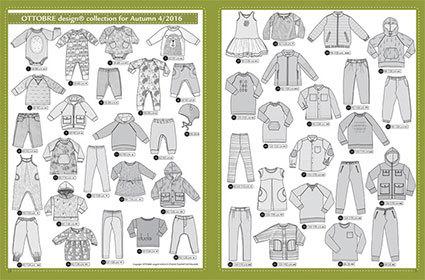 Ottobre Design Enfants 2016 nr 4