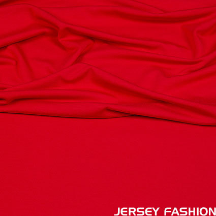 Hilco viscose jersey red