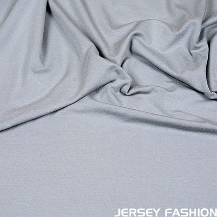 Hilco viscose jersey light grey