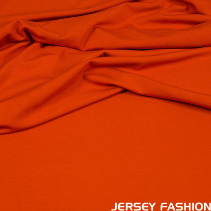 Hilco Viskose Jersey Warm Orange