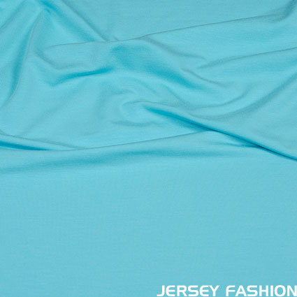 Hilco viscose jersey light blue
