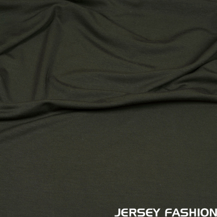 Hilco viscose jersey dark green