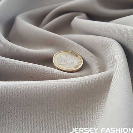 Heavyweight jersey light beige