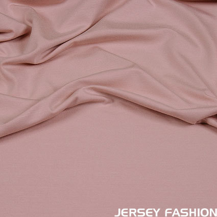 Hilco viscose jersey old rose