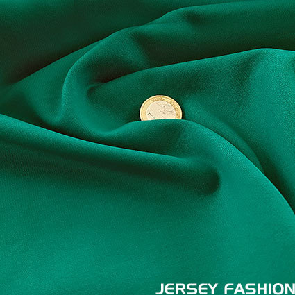 Heavy jersey emerald green