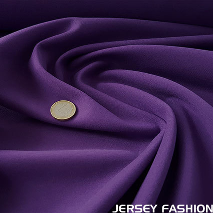 Heavyweight jersey violet