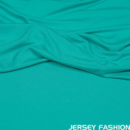 Hilco viscose jersey dark mint green