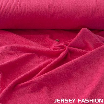 Terry cloth 100% cotton fuchsia