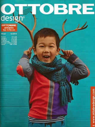 Ottobre Design Enfants d'hiver 2014-6 (FRENCH LANGUAGE)