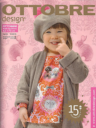 Ottobre Design Enfants Automne 2015-4 (FRENCH LANGUAGE)