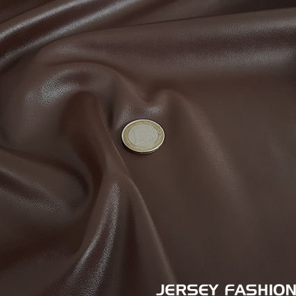 Toptex leather imitation brown