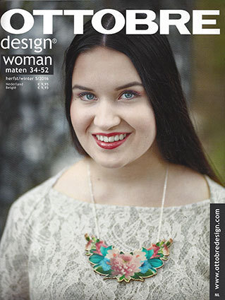 Ottobre Design Woman herfst / winter 2016-5 (NL / BE)