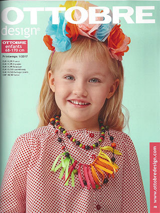 Ottobre Design Enfants Printemps 2017-1 (FRANZÖSICH)
