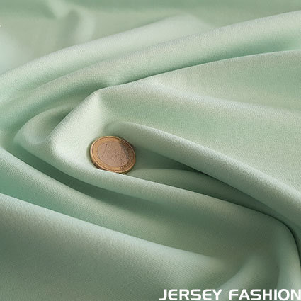 Heavyweight jersey soft mint green