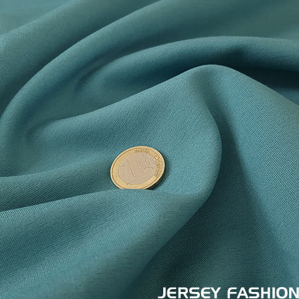 Heavyweight jersey sea green