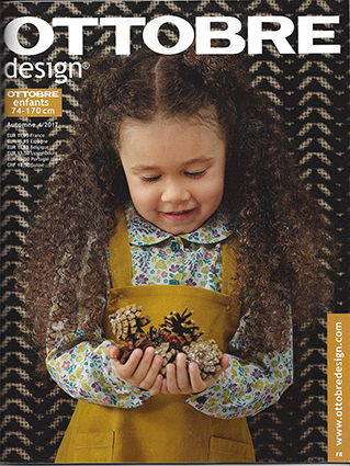 Ottobre Design Enfants Automne 2017-4 (FRENCH LANGUAGE)