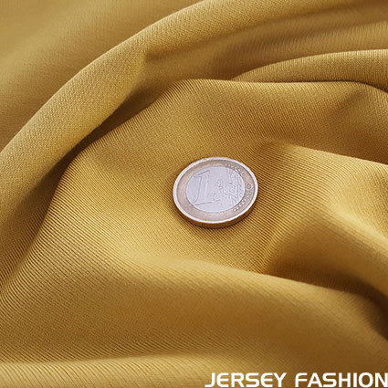 Heavyweight jersey honey yellow