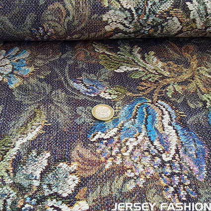 "Inkjet viscose jersey fabric ""Edina"""