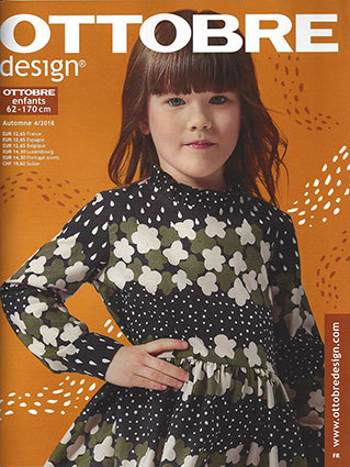 Ottobre Design Enfants Automne 2018-4 (FRENCH LANGUAGE)