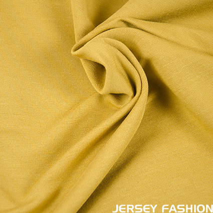 Hilco modal sweat jersey honey yellow