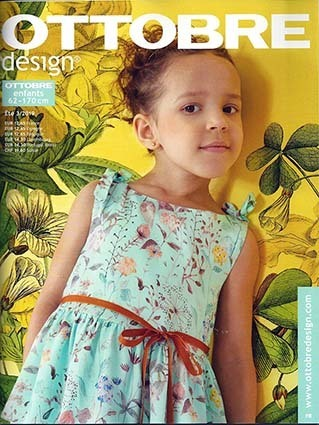 Ottobre Design Enfants, Été 2019-3 pattern magazine (FRENCH LANGUAGE)