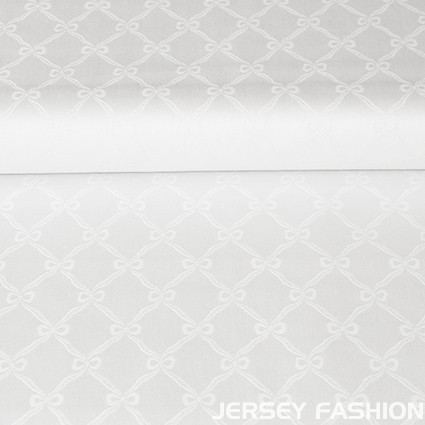 Damask table cloth fabric Arco | Remnant piece 70cm
