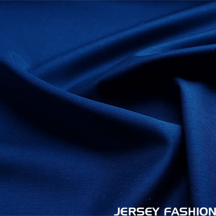 Wool fabric - Merino wool S120 - cobalt blue | Remnant piece 290cm
