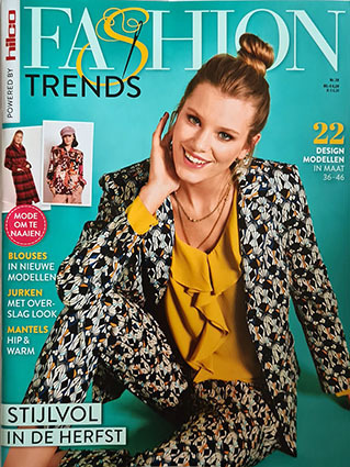 Fashion Trends 2020-HW (NL / BE) | Mode om te naaien (Dutch issue)