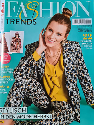 Fashion Trends 2020-HI 002 HW (DE) | Mode zum nähen (German issue)