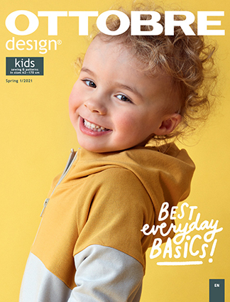 Ottobre Design Kid's Fashion Spring 2021-1 (Dutch issue)
