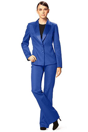 Burda sewing pattern 7284-DL | Gabardine suit