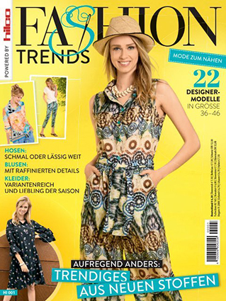 Magazine Fashion Trends by Hilco | Fashion to sew