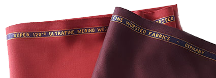 Ultrafine Australian Merino worsted wool fabrics | Super 120 Quality
