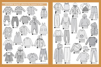 Ottobre Design Kids | Herfst 2017 overzicht