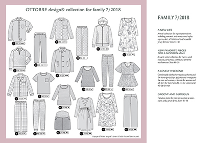 Ottobre Design Family | 2018-7