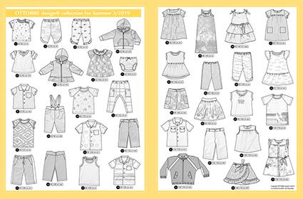 Ottobre Design Kids | 2019-3 Zomer