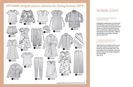 Ottobre Woman 2019-2 Models