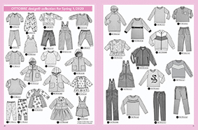 Ottobre Design | Kids Fashion | Lente 2020 - 1