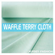 Terry-cloth-waffle-fabric